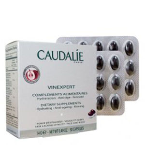 Caudalie Vinocaps Nutritional Supplements (30 Capsules)