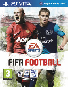 FIFA Football (Vita) PAL UK