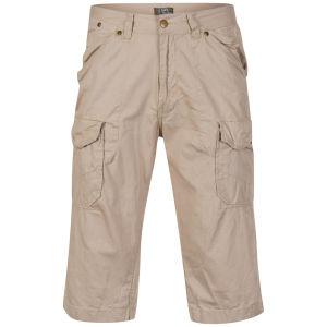 Osaka Men's Tiger Bedford Shorts - Beige