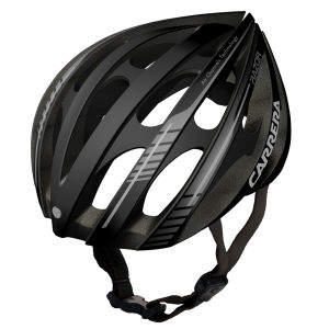 Carrera Razor 2014 Road Helmet - Matt Black/Silver