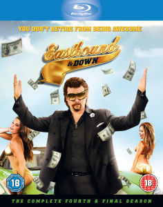 Eastbound and Down - Seizoen 4