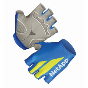 Team NetApp Endura Replica Gloves - Blue