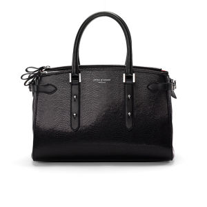 Aspinal of London Women's Brook Street Tote Bag - Black