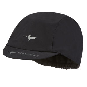 SealSkinz Waterproof Cycling Cap - Black