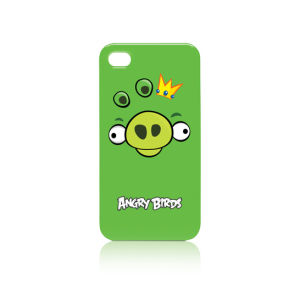 Angry Birds iPhone  4 Cover - Green Pig