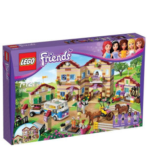 LEGO Friends: Summer Riding Camp (3185)