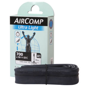 Michelin Aircomp Road Long Valve Inner Tube - 700 x 18-23mm