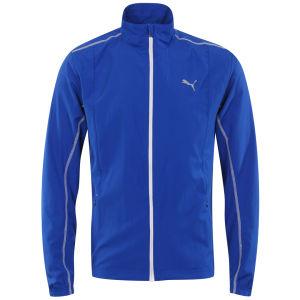 Puma Men's Drycell Warm Up Jacket - Blue