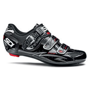 Sidi Five Vernice Cycling Shoes - Black
