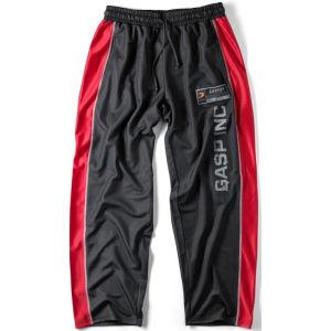GASP No1 Mesh Pants - Black/Red