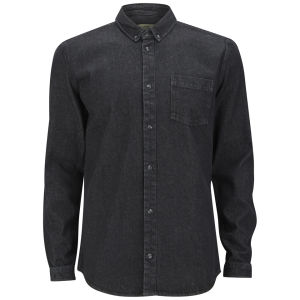 Suit Men's Pepino Denim Shirt - Black