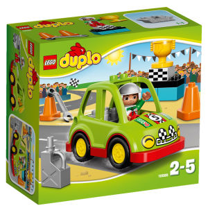LEGO DUPLO: Rally Car (10589)
