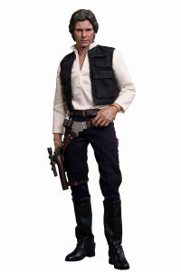 Hot Toys Star Wars Han Solo Masterpiece Series 1:6 Scale Figure