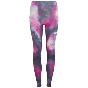 Myprotein Women's Active Gym Leggings - Galaxy