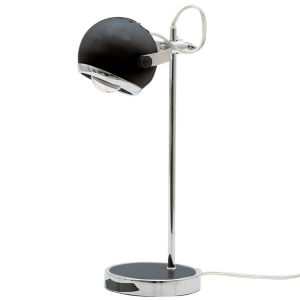 Mini Retro Table Lamp - Black