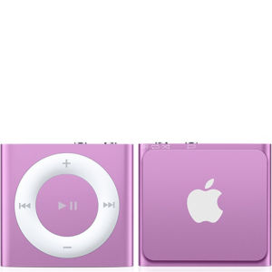 iPod shuffle 5th Gen 2GB Purple