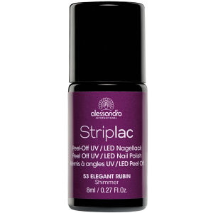 Striplac Elegant Rubin UV Nail Polish (8ml)