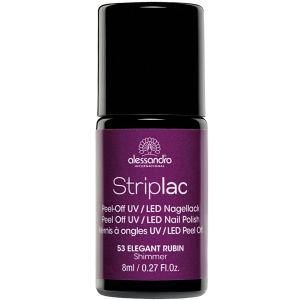 Striplac Elegant Rubin UV Nail Polish (8ml)