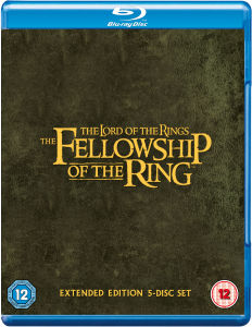 Lord of the Rings: Fellowship of the Ring - Extended Edition