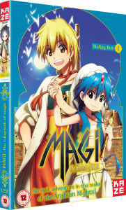 Magi: The Labyrinth of Magic - Season 1: Part 1