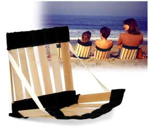 Ergolife Beach Chair - 2 Chair Bundle