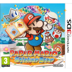 Paper Mario: Sticker Star 3D