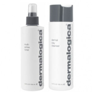 Dermalogica Cleanse & Tone Duo - Oily Skin (2 Produkte)