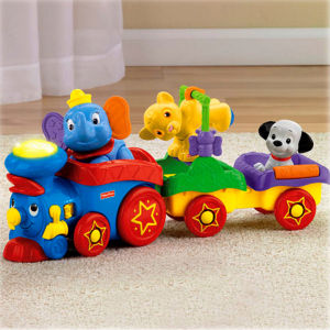 Disney Sing and Go Choo Choo Train