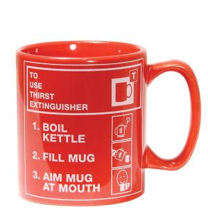 Thirst Extinguisher Mug
