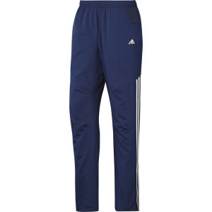 adidas Men's Classic Woven Open Hem Training Pants - Navy