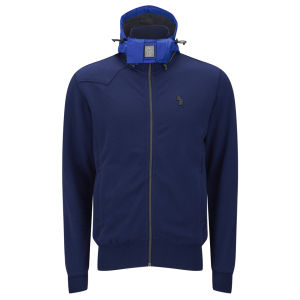 Luke 1977 Men's Sutton Hoody - Midnight Marl