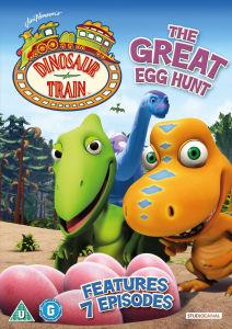 Dinosaur Train - The Great Egg Hunt