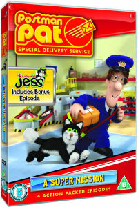 Postman Pat - Special Delivery Service: A Super Mission