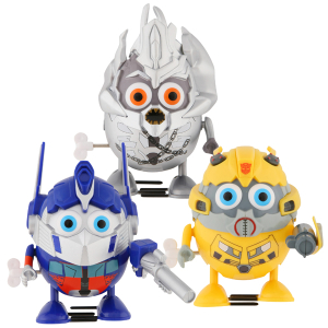 Eggbods Transformer Collection Triple Pack