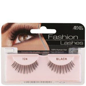 Ardell Fashion Lashes Black - 124