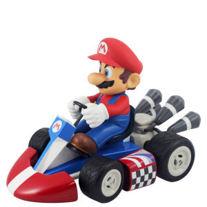 Mario Kart Wireless Remote Control Car - Super Mario (10cm)