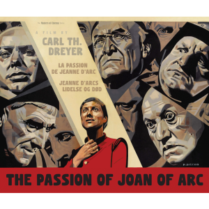 The Passion of Joan of Arc (La Passion De Jeanne D'arc) - Dual Format Steelbook Edition (Blu-Ray and DVD)