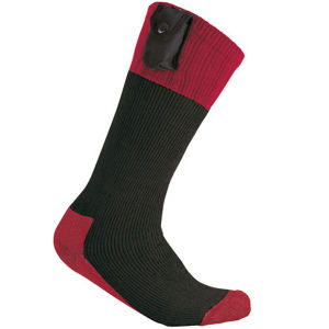 Outback Battery Heated Socks - Black