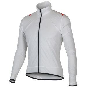 Sportful Hot Pack 4 Cycling Jacket - White