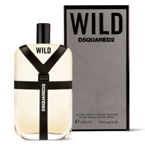 Dsquared2 Wild Aftershave Lotion 100 ml