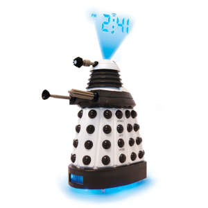 Dr Who: Dalek Projection Alarm Clock