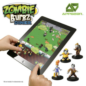 Zombie Burbz for iOS and Android by AppGear - Diner