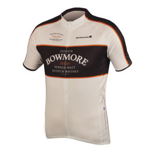 Endura Isle of Skye Whisky Jersey - White