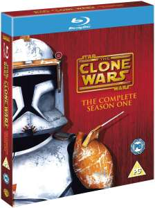 Star Wars: The Clone Wars - Complete Season 1