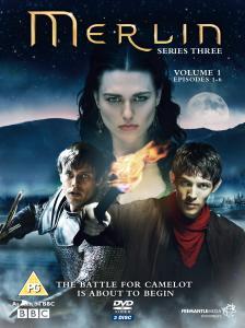 Merlin - Series 3, Volume 1