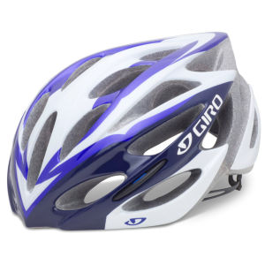 Giro Monza Cycling Helmet Blue/White