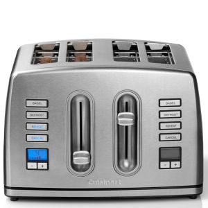 Cuisinart CPT445U 4 Slice Digital Toaster