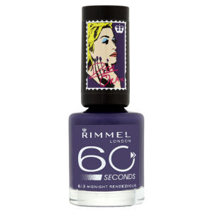 Rita Ora for Rimmel London 60 Seconds Nail Polish - Midnight Rendezvous