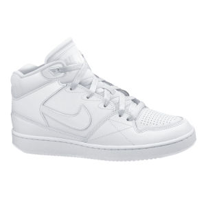 Nike Priority Mid Trainers - White