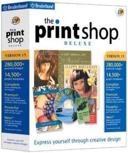 Printshop Deluxe V15